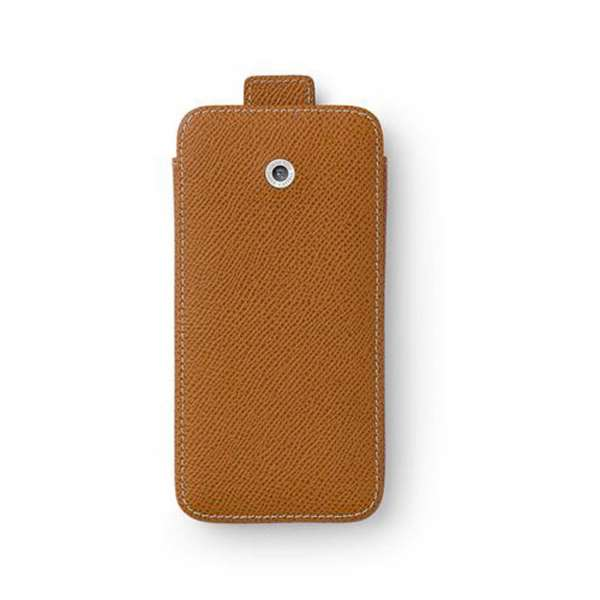 Smartphonehülle iPhone 6 braun