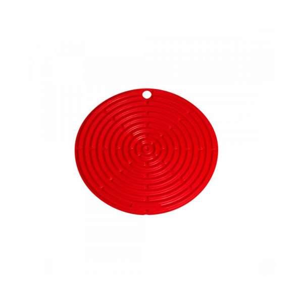 Silikon Topflappen Rot