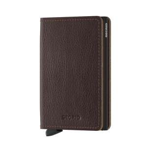 Slimwallet Vegetable Tanned Espresso