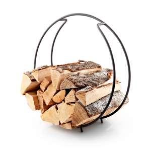 Brennholzhalter
