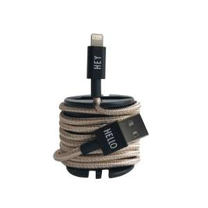Kabel Lightning (1 Meter) gold