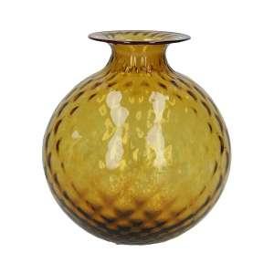 Vase 20,5 cm tee, roter Faden