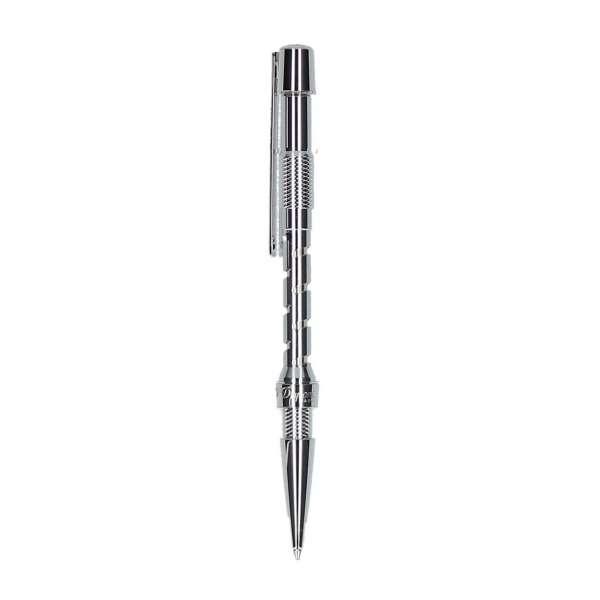 Kugelschreiber transparent palladium
