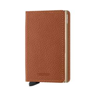 Slimwallet Vegetable Tanned caramello/sand