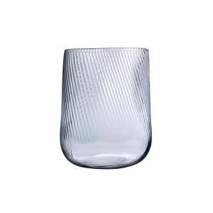 Vase 24 cm klar