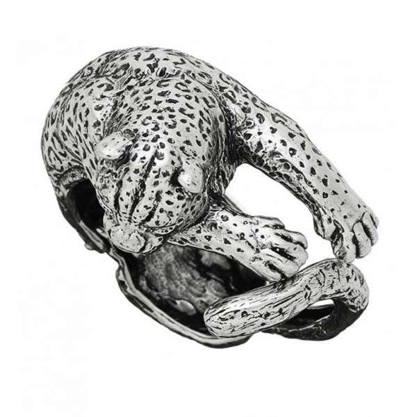 Armreif Leopard Sterlingsilber 925
