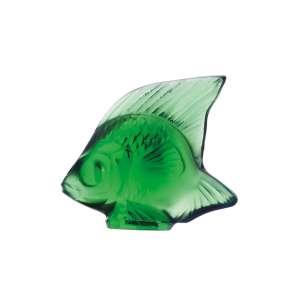 Fisch smaragdgrün 'Poisson'