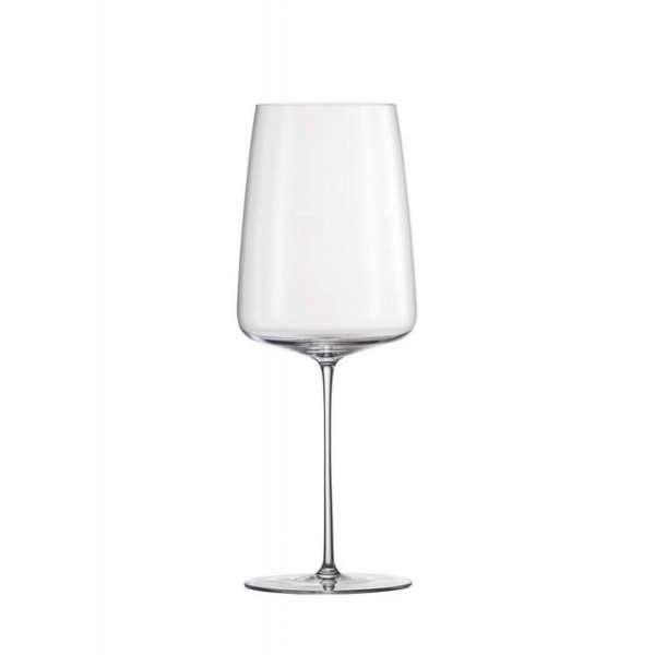 Weinglas Kraftvoll u. Würzig