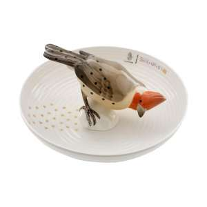 Schale mit Vogel 21 cm