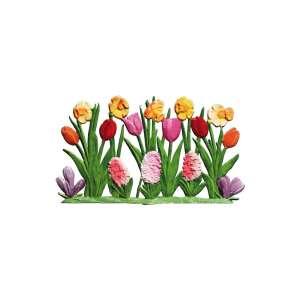 Tulpen, Narzissen 5x9 cm