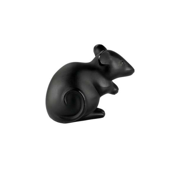 Maus schwarz 'Souris'
