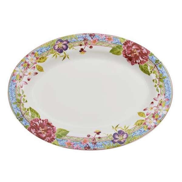 Platte oval 37 cm