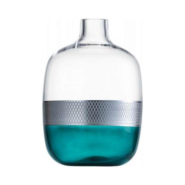 Vase 17 cm 481/17 petrol