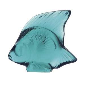 Fisch helltürkis 'Poisson'