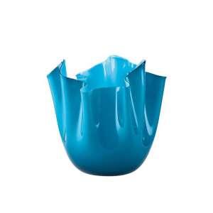 Vase 24 cm indigo