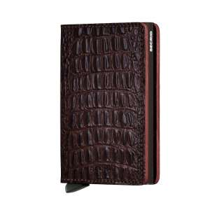 Slimwallet Nile brown