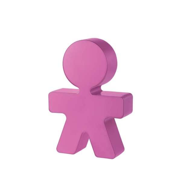 Tischleuchte pink
