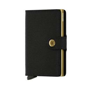Miniwallet Crisple black/gold