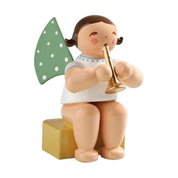 Engel klein, m. Flöte