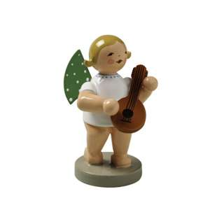 Engel m. Mandoline