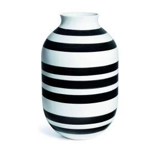 Vase 50 cm schwarz (11990)
