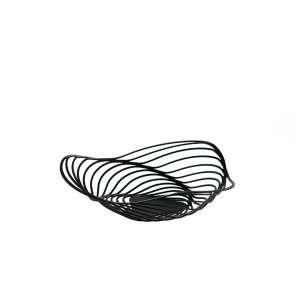 Schale 26 cm schwarz