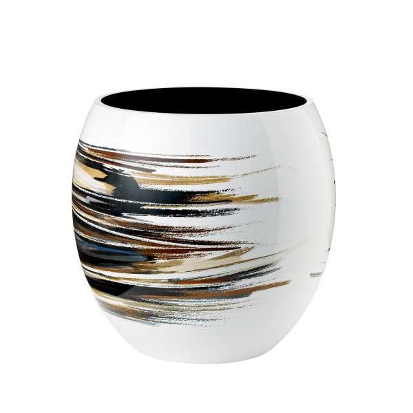 Vase 21,2 cm groß Lignum