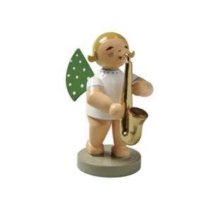 Engel m. Saxophon