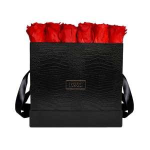 Flowerbox Premium, romantic red