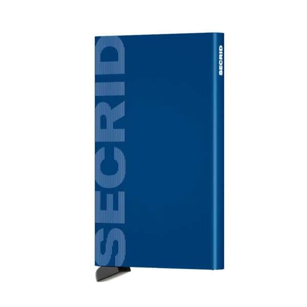 Cardprotector Laser Logo blue