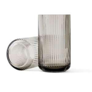 Vase 31 cm rauch