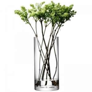 Vase 36x17 cm klar