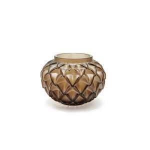 Vase 12 cm bronze