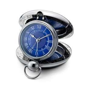 Voyager Uhr blau