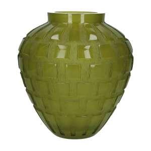 Vase 28 cm olivegrün