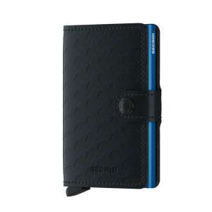 Miniwallet Optical black