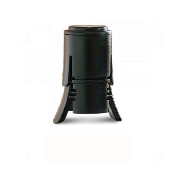 Sekt-Verschluss SW-106 schwarz