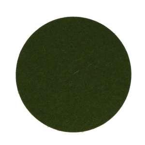 Untersetzer rund 9 cm oliv 24