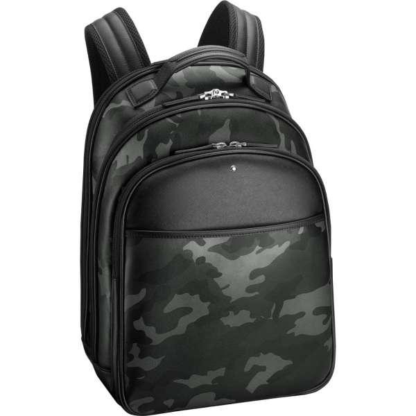 03f7be81e9 Rucksack klein Sartorial Camouflage grau