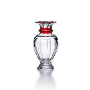 Vase 32 cm Balustre rot