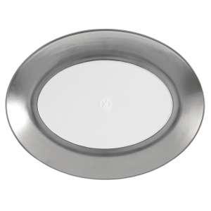 Platte oval 32 cm