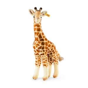 Giraffe Bendy stehend 45 cm, beige/braun