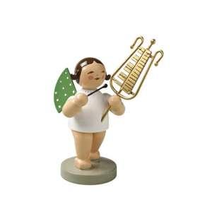 Engel m. Glockenspiel