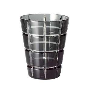 Universalglas 0,33 l grau squares