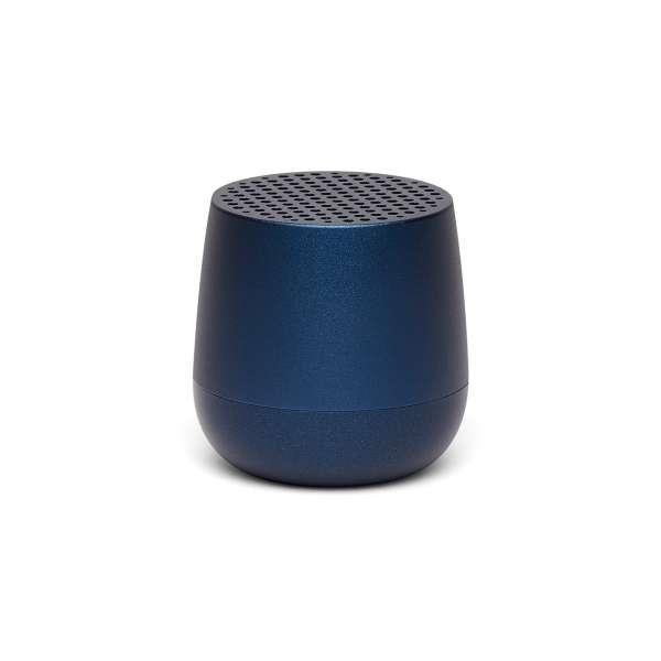 Speaker dunkelblau
