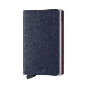 Slimwallet Vegetable Tanned navy
