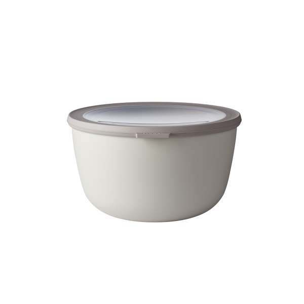 Multi bowl 3,00 l - nordic white