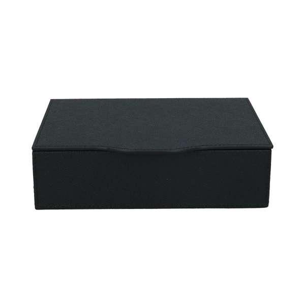 Box klein, Golf schwarz, Naht schwarz