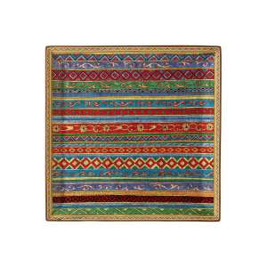 Platte quadratisch 23x23 cm Nr. 5