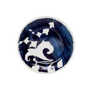 Brotteller Arabesque blau 16,5 cm